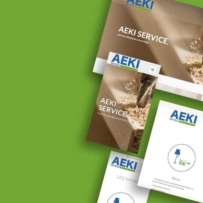 Aeki Service